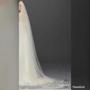Dresses & Skirts - Cathedral length wedding Veil